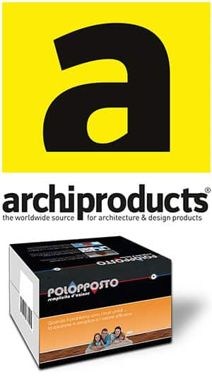 logo archiproducts 101