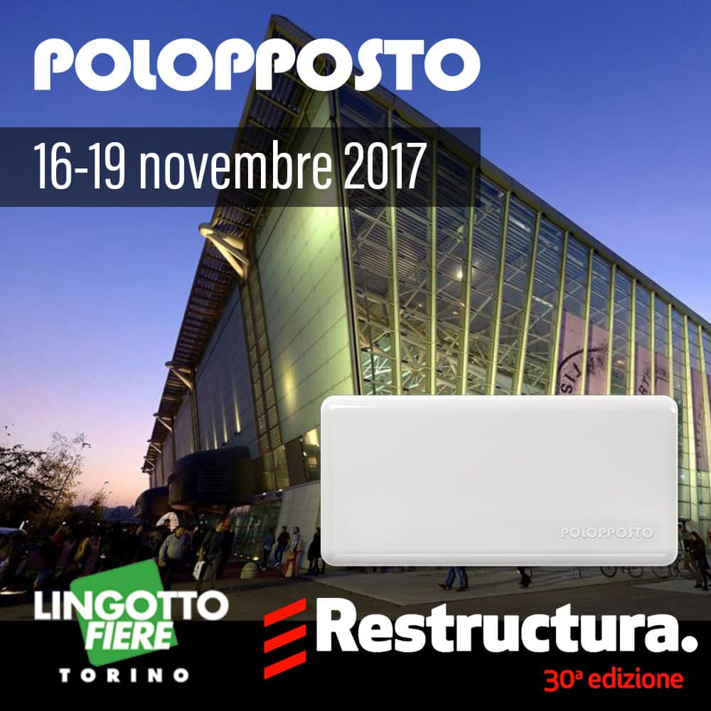 polopposto fiera lingotto
