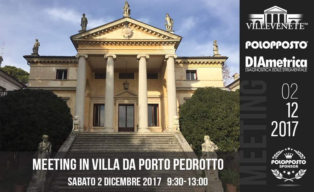 Ville Venete - Meeting in Villa Da Porto Pedrotto